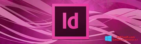 Zrzut ekranu Adobe InDesign na Windows 8.1